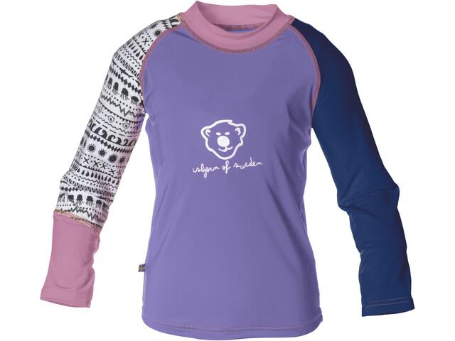 Isbjörn Sun Sweater Barn lavender